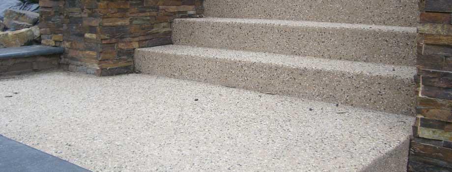 Concrete Driveways Melbourne Pebblemix Concrete