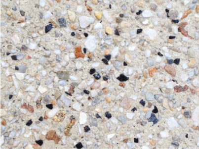 Types Of Concrete Exposed Aggregate Polished Coloured